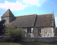 Church near Aldwick